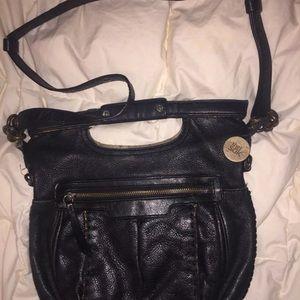 The Sak Genuine Leather Crossbody Bag